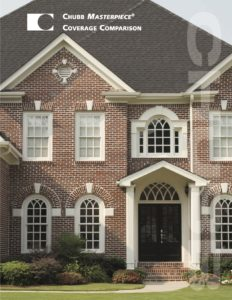 CHUBB HOMEOWNERS front page